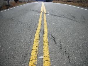 dividing lines road