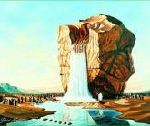 moses water out of rock